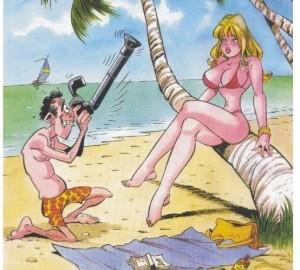 Seks v klassicheskoy poze
